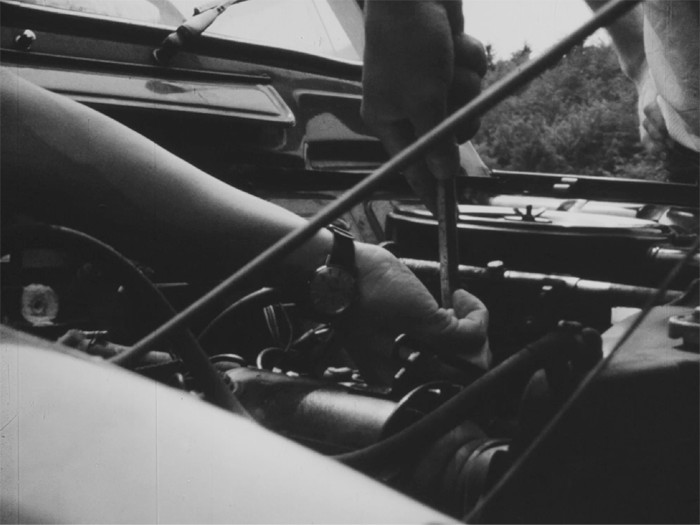 Film Still: Lutz Mommartz - Inspection