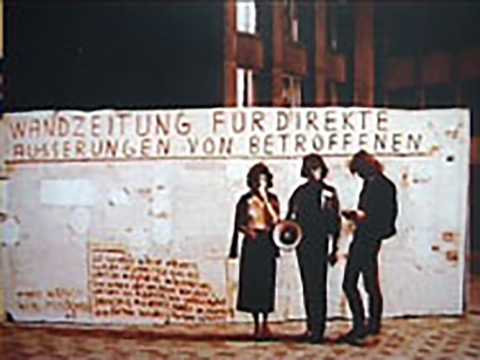 Film Still: Lutz Mommartz - Tenants solidarity